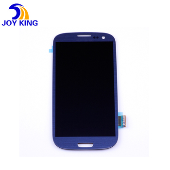 China mobile phone spare parts for samsung galaxy s3 i9300 lcd touch screen replacement