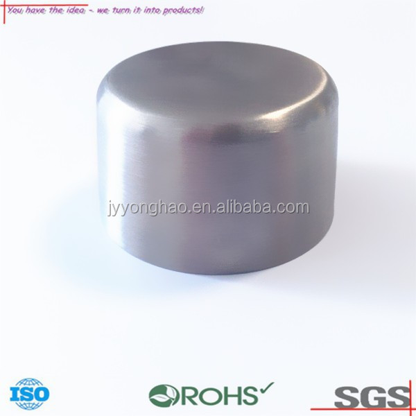 OEM ODM manufacturing stainless steel end cap