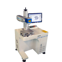Laser <span class=keywords><strong>Marker</strong></span> 20 W 30 W 50 W CNC Draagbare Mini Kleur Fiber Laser-markering Machine