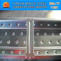 ALUMINUM CONSTRUCTION PLANK WITH HIGH QUALITY