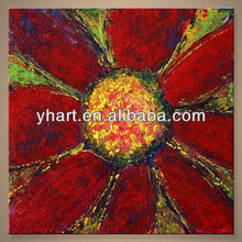 Wholesale Big Flower Art Oil Painting Reproductions China