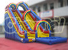 Durable cheap inflatable water slide for kids and adults for sale