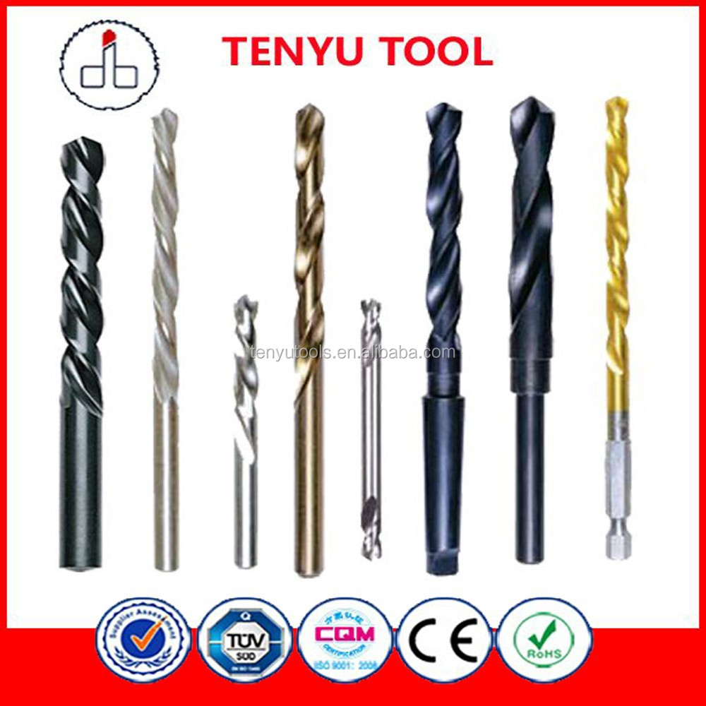 High quality professional manufacturer used HSS 9341 drill bit sizes