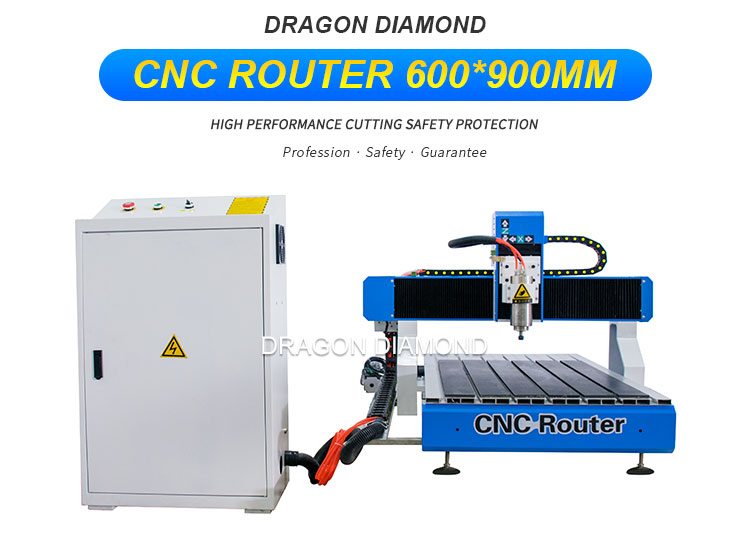 Portable 6090 CNC Machine