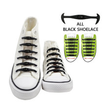 hot sale in Amazon shoe lace,silicone shoelaces,V-TIE Hilace shoelace