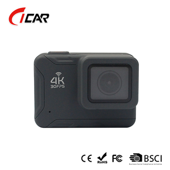 New Coming High Quality No Minimum Body Waterproof Ambarella Action Camera Wholesale From China