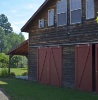 Rustikalen Vertikale Flache Z Brace Massivholz Schiebetüren Garage Scheune  Türverkleidung, Holz Garagentor Panel