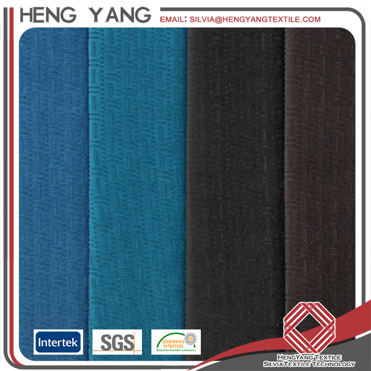 Quality Primacy Polyester China Manufacturers Burnout Knitted Fabric