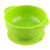 hot sale baby bowls with suction cup easy clean food grade silicone bowl