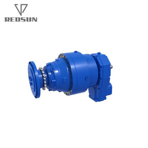 P series planetary gearbox helical gear motors for agitator pellet stove auger motor