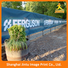 PVC pana flex banner hanging advertising fence banner
