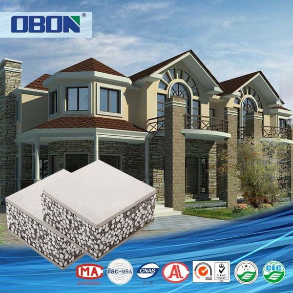 Obon Sandwich Panel Casas Prefabricadas Precios For House Buy
