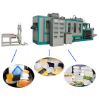 HEXING Plastic Polystyrene Foam Lunch Box Making Machine