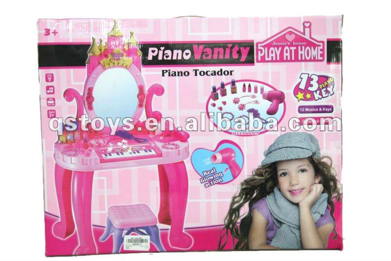 Charmant Girlu0027s Hot Selling Baby Dressing Table Toy Setqs120711065   Buy Baby  Dressing Table Toy Set,Kids Toy Dressing Table,Toy Dressing Table Set  Product On ...