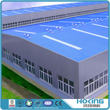Sound Insulation System Galvanized Steel Warehouse Frame