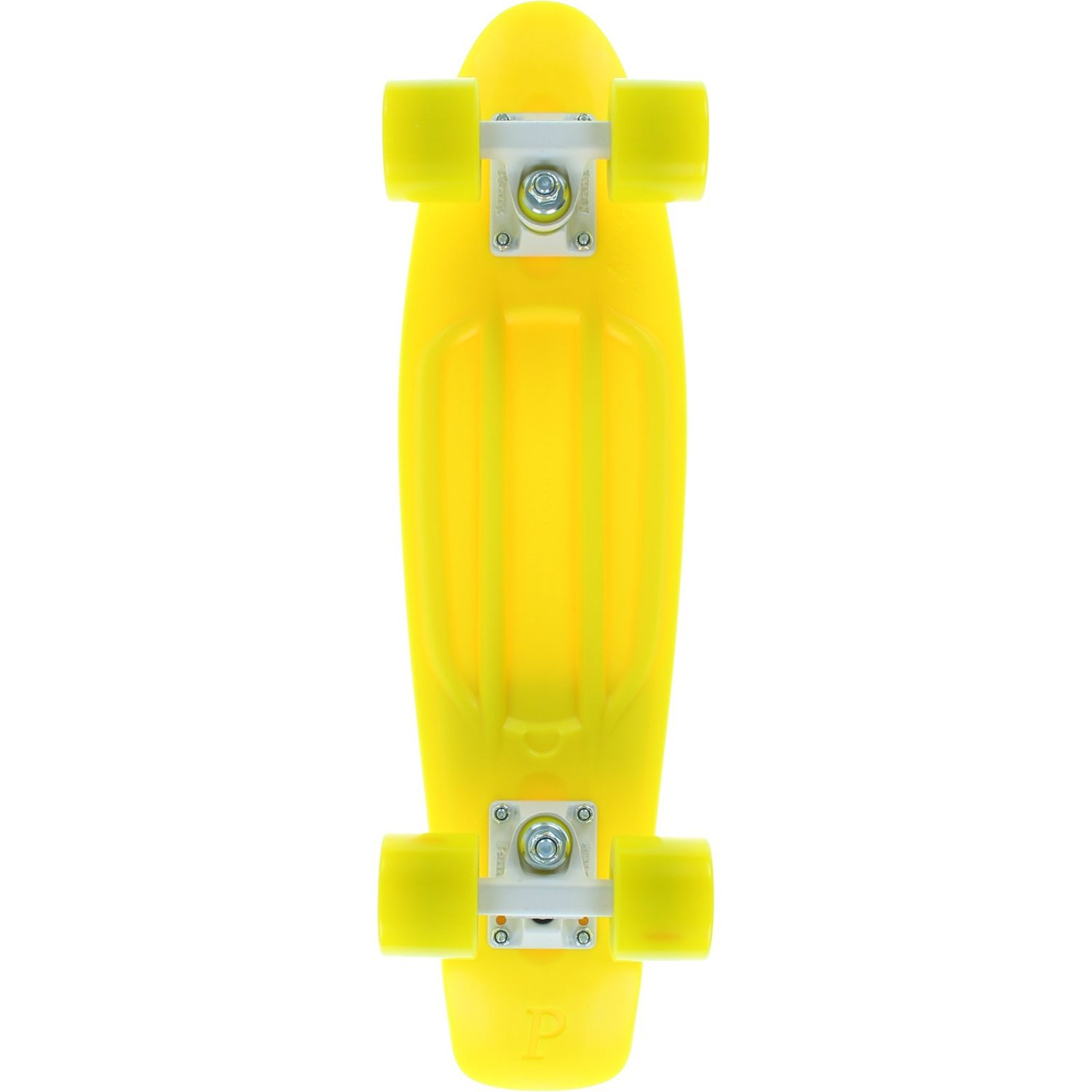 "Penny 22"" in Popsicle Yellow - Complete Skateboard - 100% Brand New Original!"