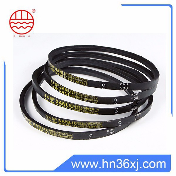 2016 Hot sale products OEM small order classical, agricultural rubber v belt made in china