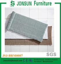 Jonsun organic cotton bath rug double wide carpets and rugs
