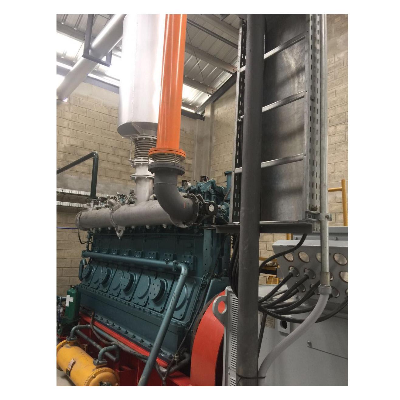 Modular Sewage sludge gasifier power generating set