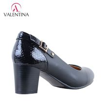 Discount Hot Selling genuine leather women's dress shoes
