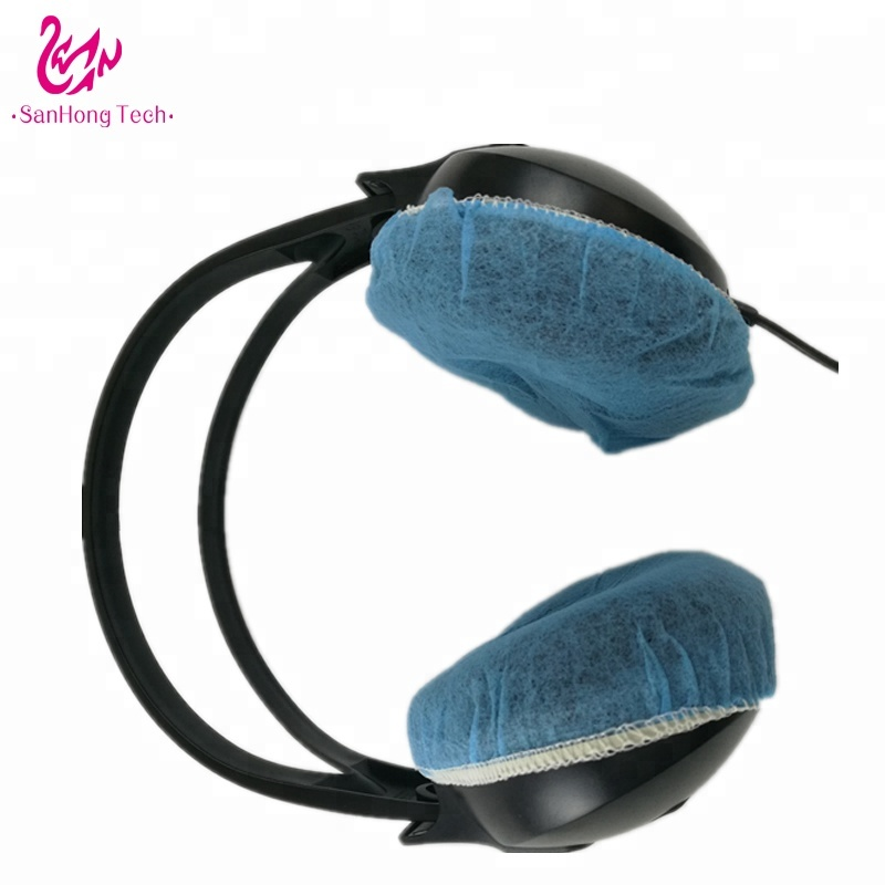 Health analyzer Headset Earphones with high quality