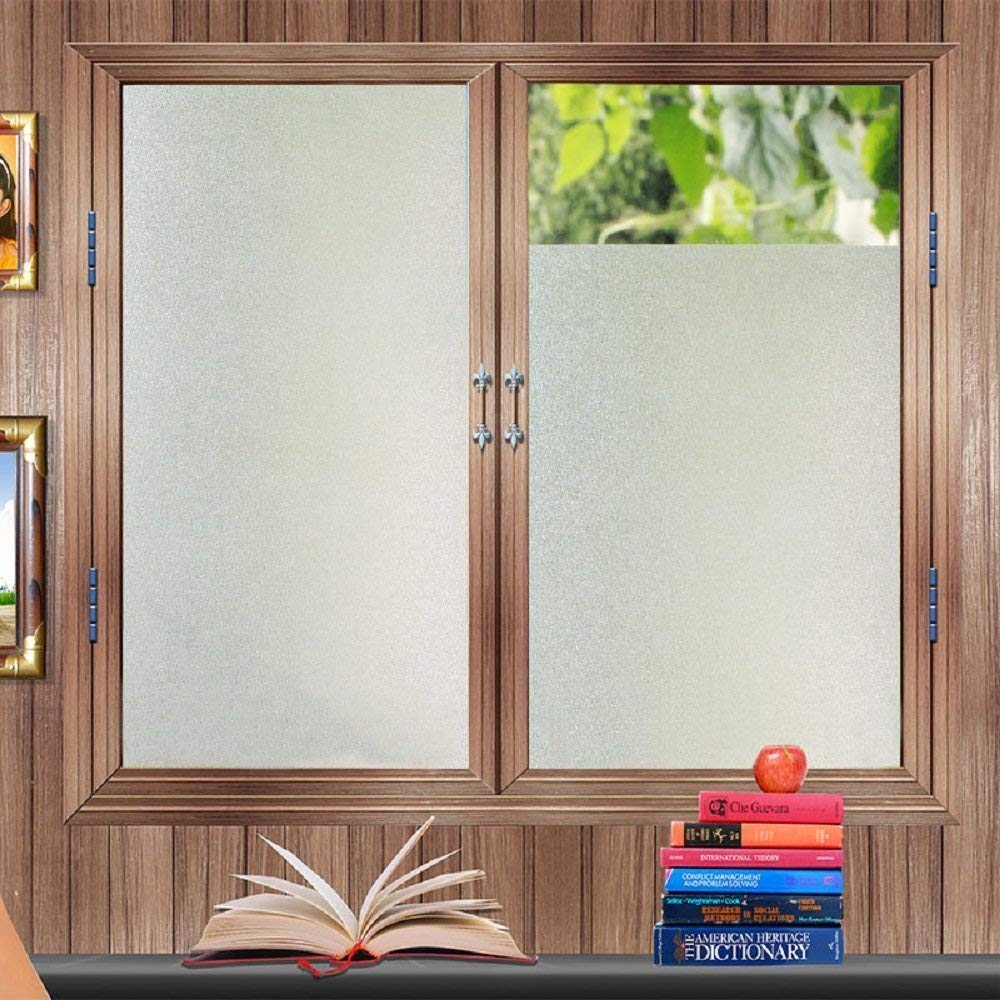 Genial Get Quotations · Bloss Privacy Window Film Waterproof Film Frosted Glass  Film Window Film Widow Tint Privacy Window Sticker