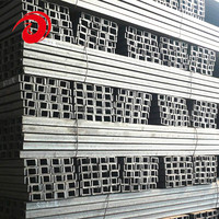 Mild Steel U Channel Fence Posts