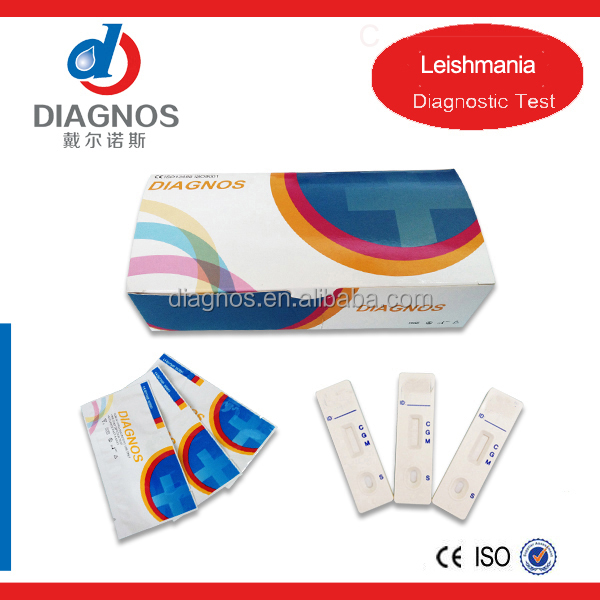 Leptospira Test/ Leptospira IgG/IgM Rapid Test