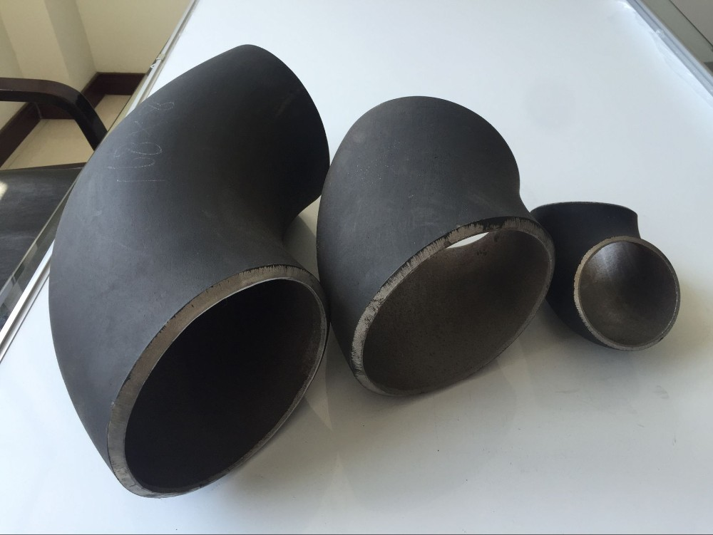 China besting sale carbon steel 90 degree elbow pipe fitting