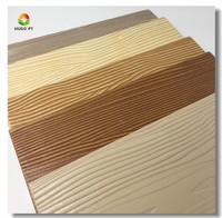 Decorative Squares Canadian Cedar Outdoor Wall Wood Paneling