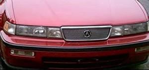 Acura Vigor Chrome Mesh Grille Insert 92-94