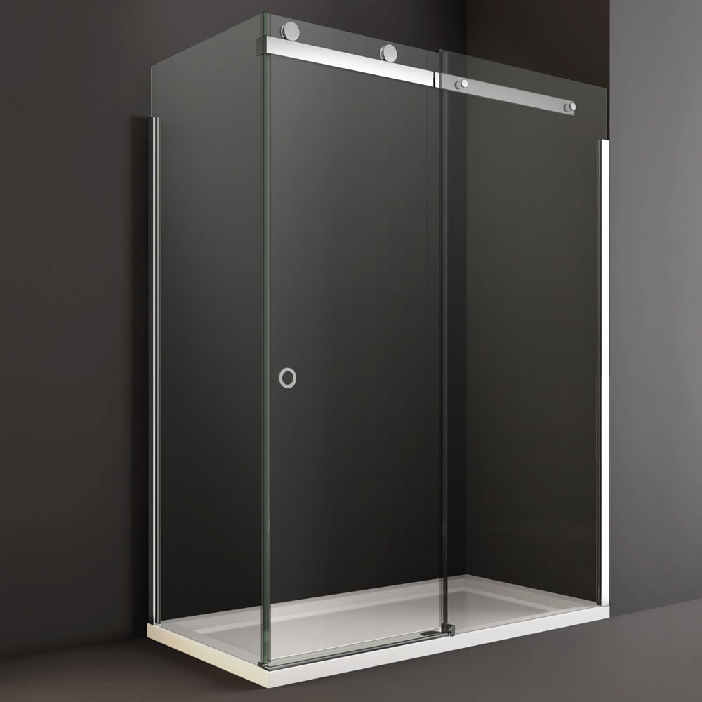 Bathroom Frameless Shower Doors Suits For Small Bathroom Germany