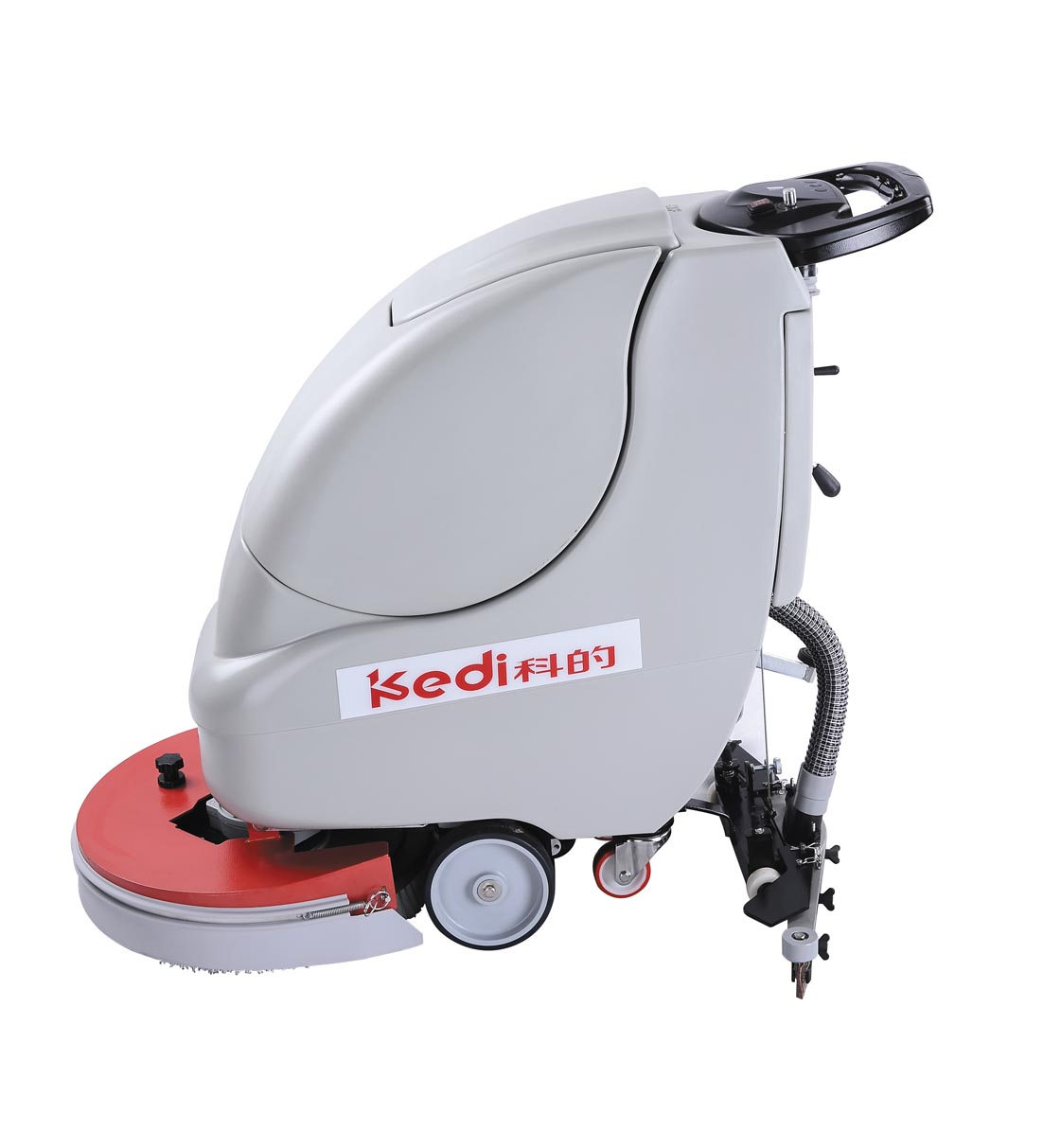 20 inch automatic walk behind floor scrubber dryer