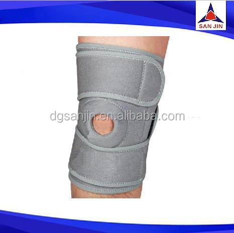 Knee protector weight lifting magnetic knee support brace gym protector comprehension