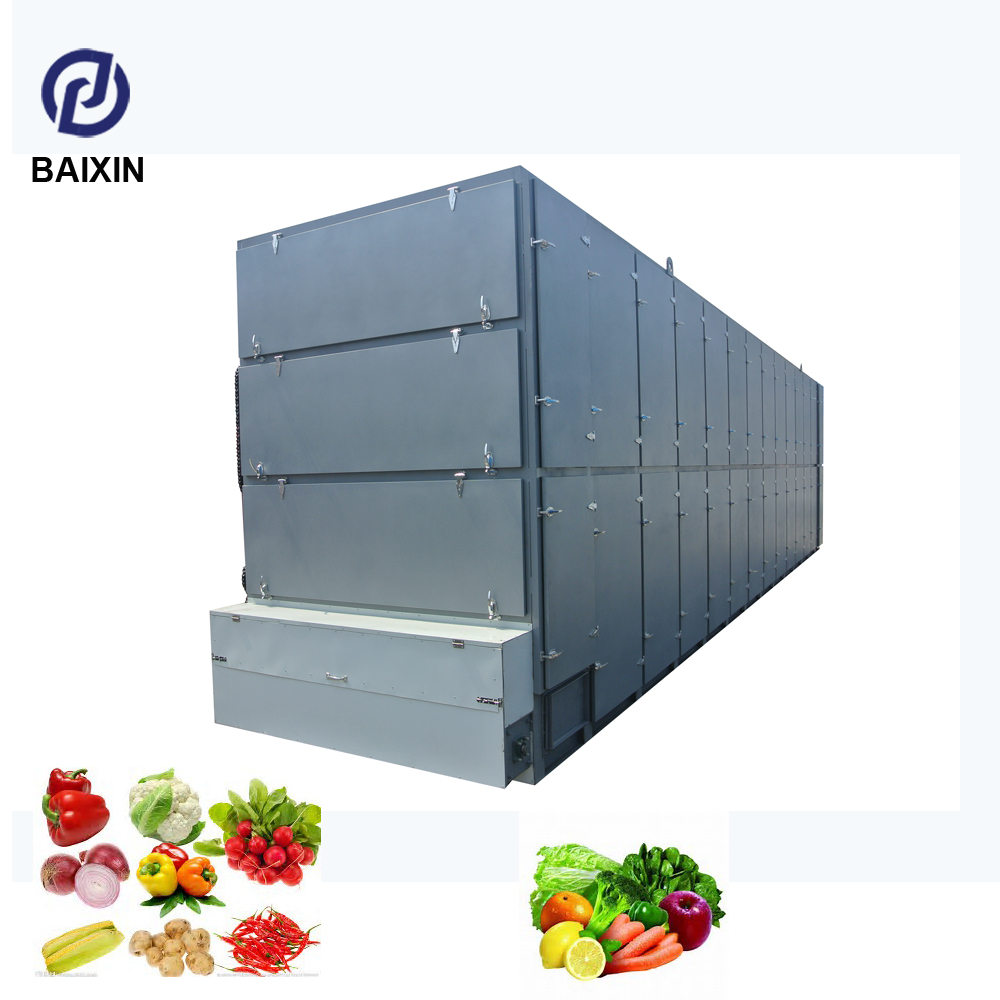 Professional hot air freeze commercial solar fruit drying machine