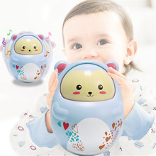 2017 Fashion Cute Different Style Nodding Doll Tumbler Bell Baby Toy