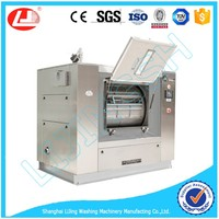 shanghhai lijing 30~200kg industrial Hospital barrier washing machine for sale