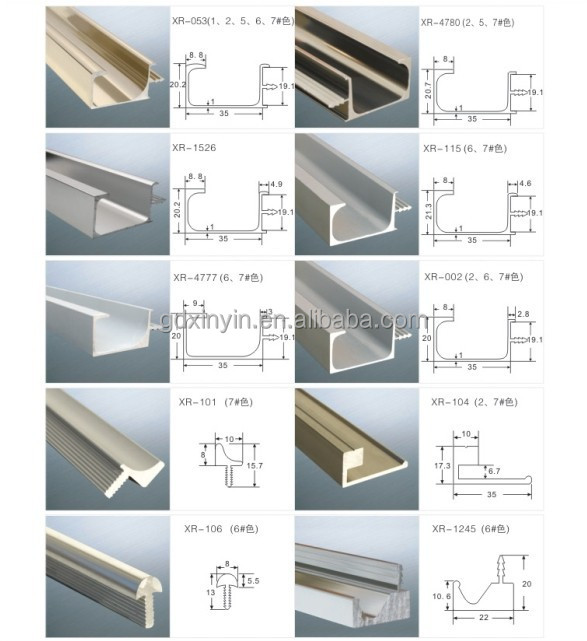 Extruded Extruded Kitchen Handles