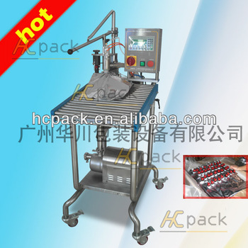 Semi automatic wine BIB filling machine