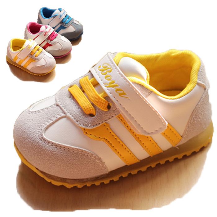 2014 sale baby sneaker baby boys girls shoes kids running sport sneaker children footwear with lighting