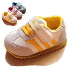 2014 sale baby sneaker baby boys+girls shoes kids running sport sneaker children footwear with lighting shoes H00