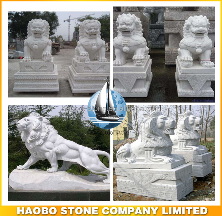 Life Size Custmoize Granite&Marble Lion Sculpture Large&Small Animal Statue For indoor&outdoor decoration wholesale cheap price
