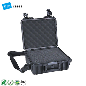 Good selling Multi-functional hard plastic equipment protective case with foam