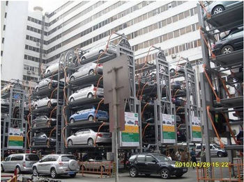 Carousel Rotating Automated Car Parking System Buy