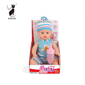 Direct Selling 13 Inch Baby Doll Interactive Talking Mini Toys Baby