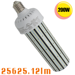 High pressure Halogen replacement E40 thread led warehouse lamp 200W 135Lm/W With transparent cover AC100~277V 360 degree