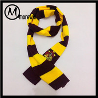 Morewin Brand wholesale Harry Potter style popular student scarf fashion knit scarf