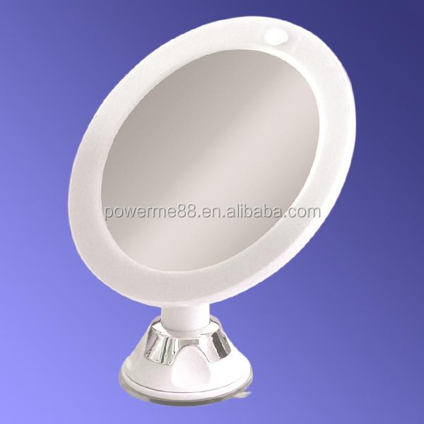 Wall Mounted Shaving Mirror Light Vanity Mirror Free