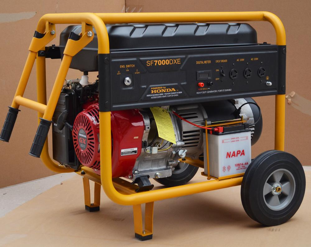 2kw honda generadores electricos con precio a 8kw for Generador electrico honda precio