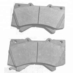 Brake pad for Toyota Lexus Sequoia Tundra front 04465-0C020 044650C020 high quality
